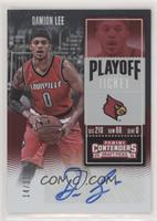 College Ticket - Damion Lee /15