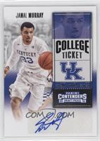 College Ticket - Jamal Murray (White Jersey)