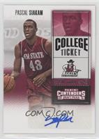 College Ticket - Pascal Siakam
