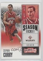 Season Ticket - Stephen Curry