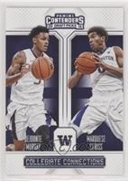 Dejounte Murray, Marquese Chriss