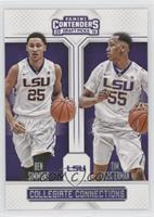 Ben Simmons, Tim Quarterman
