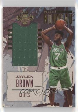 2016-17 Panini Court Kings - Art Nouveau Jerseys #2 - Jaylen Brown