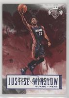 Justise Winslow #/25