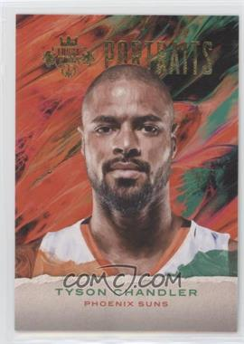 2016-17 Panini Court Kings - Portraits #54 - Tyson Chandler /175
