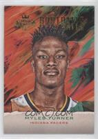 Myles Turner [EX to NM] #/175