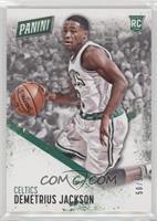 Rookies - Demetrius Jackson #/50