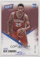Rookies - Ben Simmons #/699
