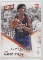 Rookies - Marquese Chriss [Noted] #/699