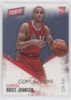 Rookies - Brice Johnson /699