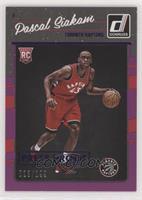 Rookies - Pascal Siakam #/199