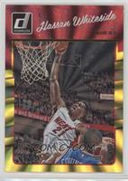 Hassan Whiteside #/25