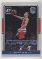 2eaee126249b Stephen Curry. 2016-17 Panini Donruss Optic - All-Stars  21