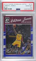 LeBron James [PSA 10 GEM MT] #/49