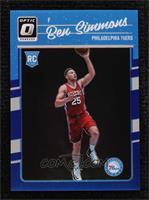 Ben Simmons #/49