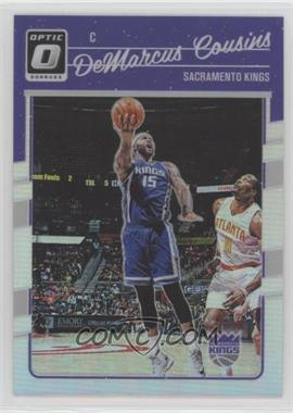 2016-17 Panini Donruss Optic - [Base] - Holo #54 - DeMarcus Cousins