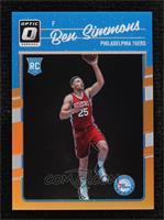Ben Simmons #/199
