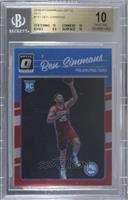 Ben Simmons Basketball Cards