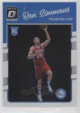 2016-17 Panini Donruss Optic - [Base] #151 - Ben Simmons