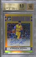 D'Angelo Russell /10 [BGS 9.5 GEM MINT]