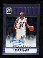 Kobe Bryant #11/25