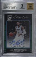 Karl-Anthony Towns [BGS9MINT] #/5