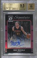 Mike Muscala /25 [BGS 9.5 GEM MINT]