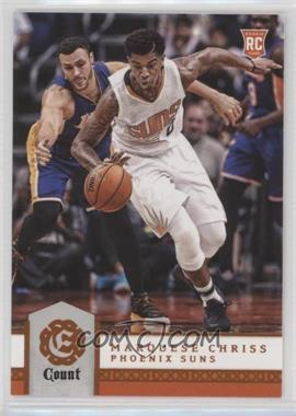 2016-17 Panini Excalibur - [Base] - Count #140 - Marquese Chriss