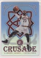 LeBron James [EX to NM] #/149