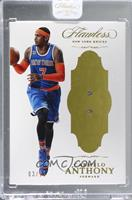 Carmelo Anthony [Uncirculated] #/10
