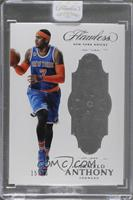 Carmelo Anthony [Uncirculated] #/25