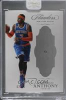Carmelo Anthony /25 [Uncirculated]