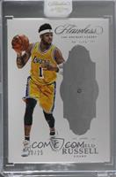 D'Angelo Russell /25 [Uncirculated]