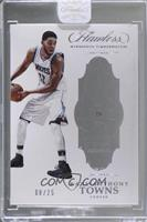 Karl-Anthony Towns [Uncirculated] #/25