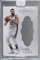 Marc Gasol [Uncirculated] #/25