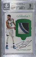 Karl-Anthony Towns /5 [BGS 9 MINT]