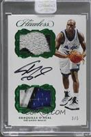 Shaquille O'Neal /5 [Uncirculated]