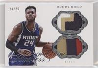 Buddy Hield #/25