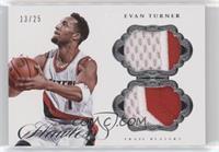 Evan Turner #/25