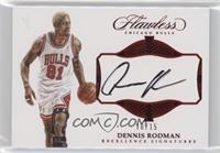 Dennis Rodman #/15