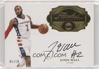 John Wall /10