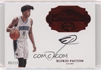 Elfrid Payton #/15