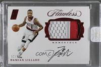 Damian Lillard /15 [Uncirculated]