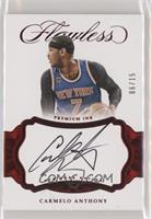 Carmelo Anthony #/15
