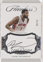 Andre Drummond [EX to NM] #/25