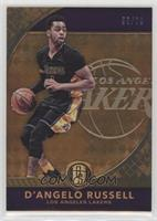 D'Angelo Russell #/79