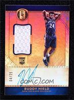 Rookie Jersey Autographs Prime - Buddy Hield #/25