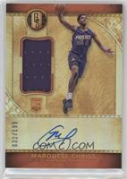 Rookie Jersey Autographs - Marquese Chriss /199