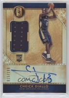 Rookie Jersey Autographs - Cheick Diallo /199