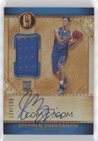 Rookie Jersey Autographs - Stephen Zimmerman #/199